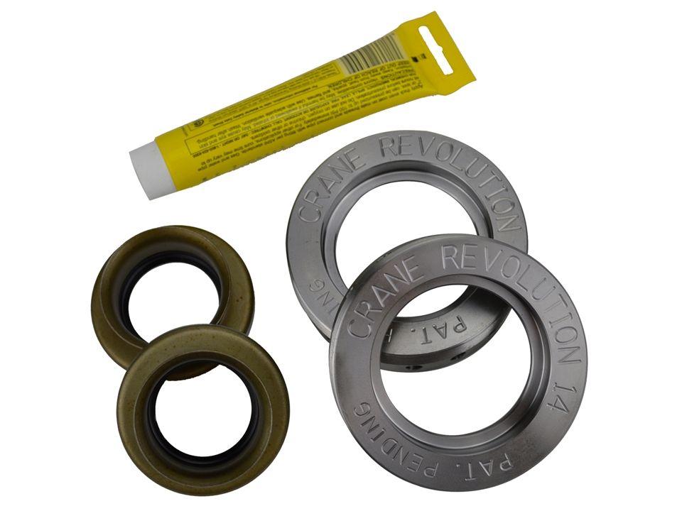 Revolution 14 Bolt Axle Seal System - 30 Spline