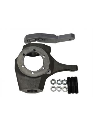 Crane Dana 44 Crossover Steering Knuckle Kit separated parts