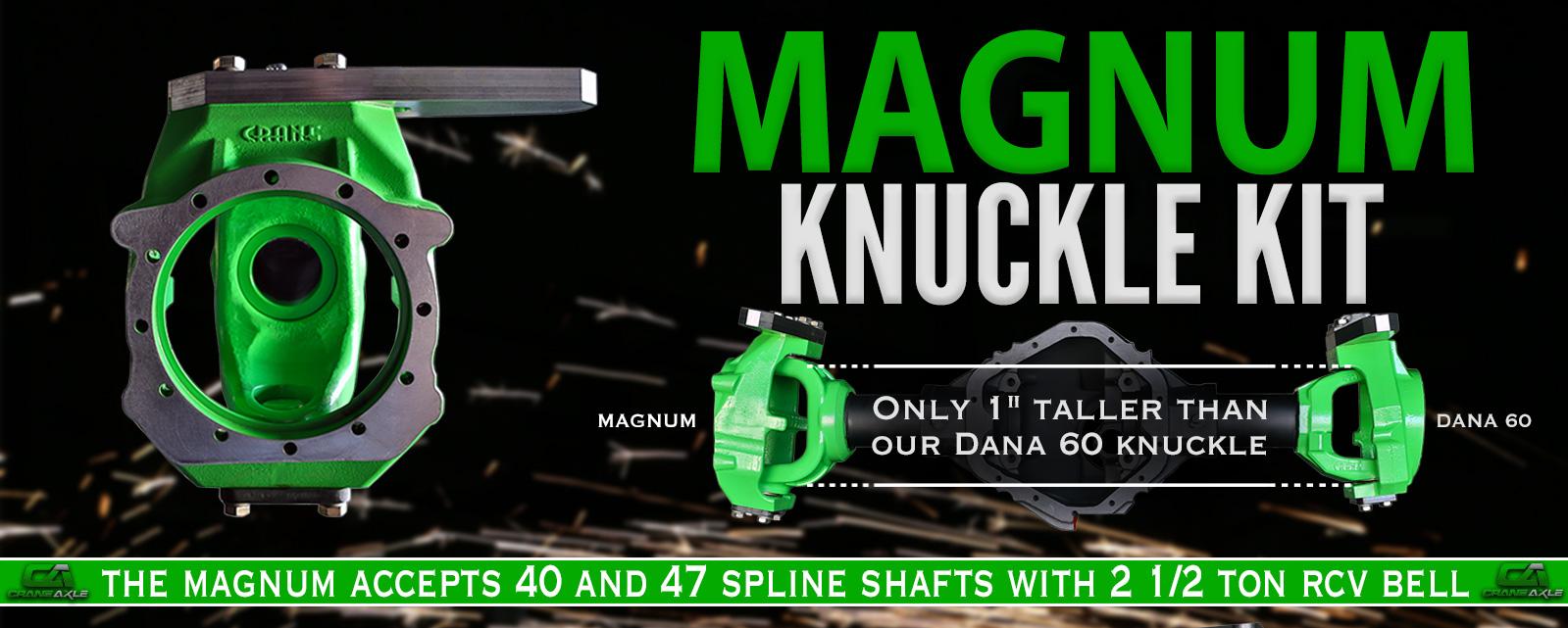 Magnum Knuckle