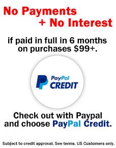 Crane Axle PayPal